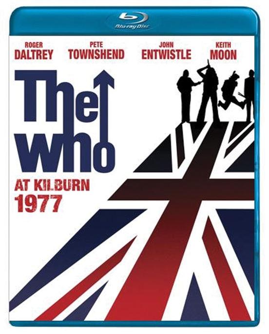 The Who at Kilburn 1977