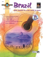 Guitar Atlas: Brazil