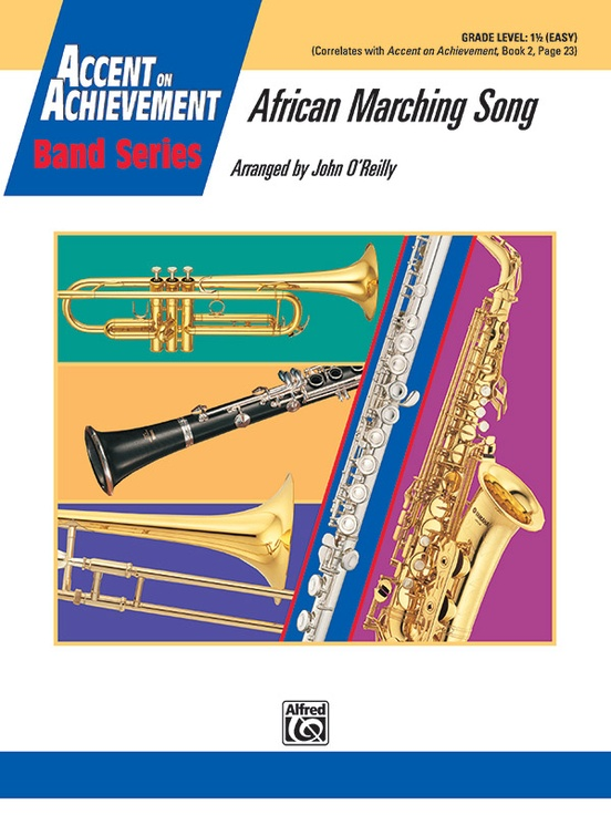 African Marching Song