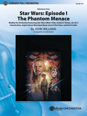 Star Wars®: Episode I The Phantom Menace, Selections from
