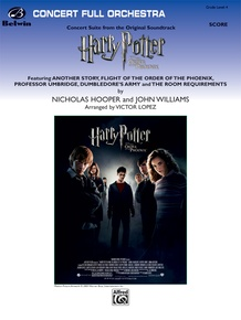 <i>Harry Potter and the Order of the Phoenix,</i> Concert Suite from