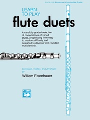 Learn to Play Flute Duets