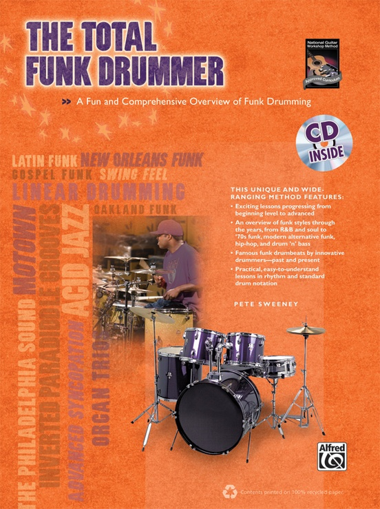 The Total Funk Drummer