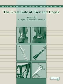 Great Gate of Kiev & Hopak