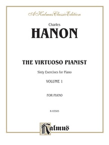 The Virtuoso Pianist, Volume I
