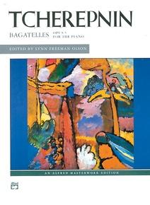 Bagatelles, Opus 5