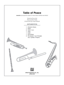 Table of Peace