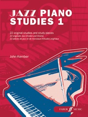 Jazz Piano Studies 1
