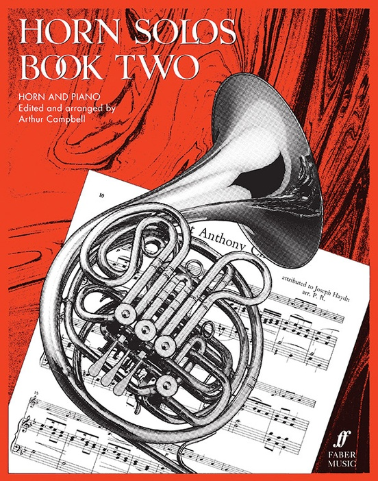Horn Solos, Book Two