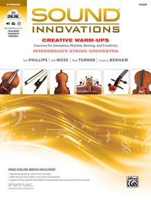 Sound Innovations for String Orchestra: Creative Warm-Ups