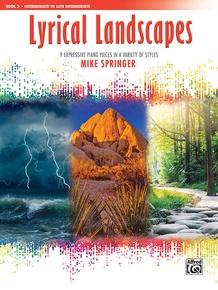 Lyrical Landscapes, Book 3