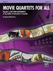 Movie Quartets for All