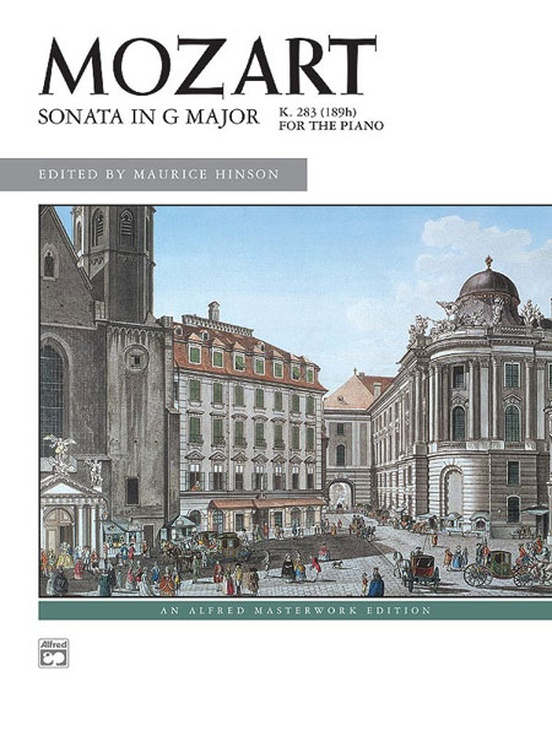 Mozart: Sonata in G Major, K. 283