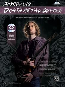 Shredding Death Metal Guitar