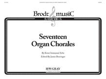 Seventeen Organ Chorales
