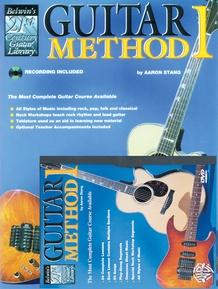 Belwin's 21st Century Guitar Method 1 Mega Pak with DVD