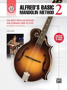 Alfred's Basic Mandolin Method 2