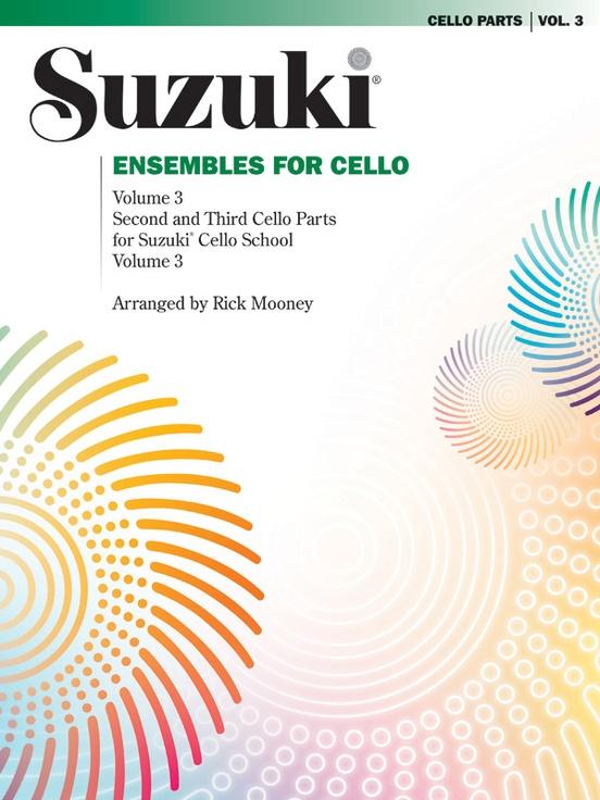 Ensembles for Cello, Volume 3