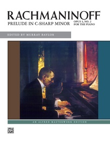 Rachmaninoff: Prelude in C-sharp Minor, Opus 3, No. 2