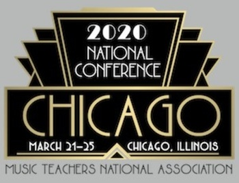 Music Teachers National Association 2020