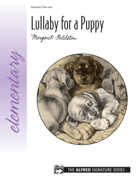Lullaby for a Puppy