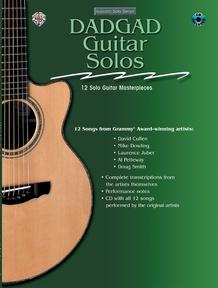 Acoustic Masterclass Series: DADGAD Guitar Solos