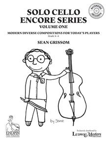 Solo Cello Encore Series: Volume 1