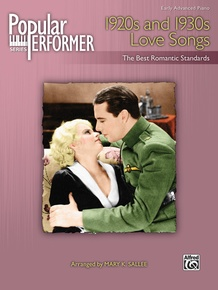 Popular Performer: 1920s and 1930s Love Songs