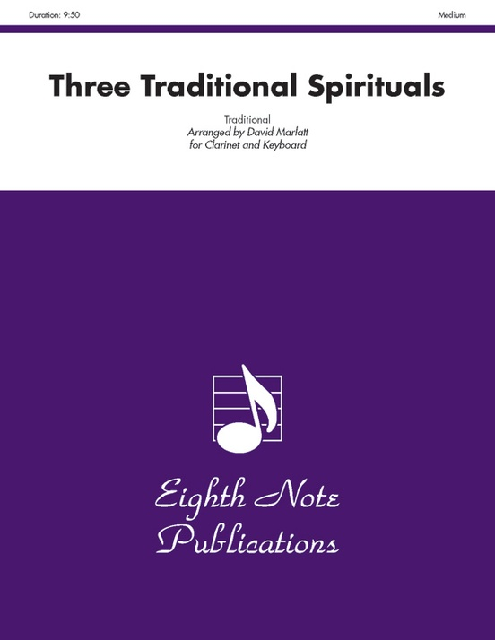 Three Traditional Spirituals