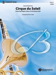 Cirque du Soleil, Concert Suite from