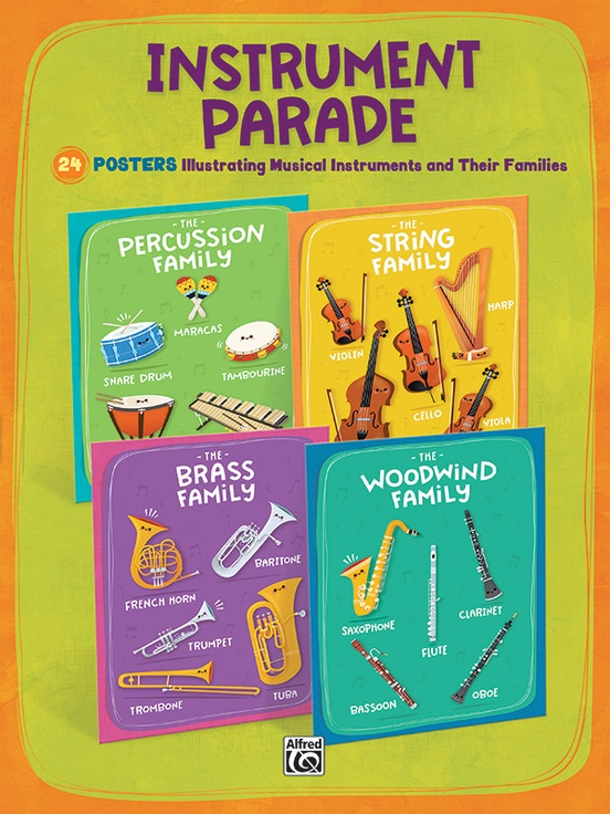 Instrument Parade