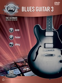 Alfred's PLAY: Blues Guitar 3