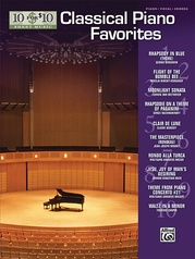 10 for 10 Sheet Music: Classical Piano Favorites