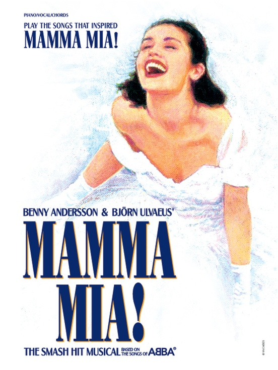 Mamma Mia! (Play the Songs That Inspired): Vocal Selections
