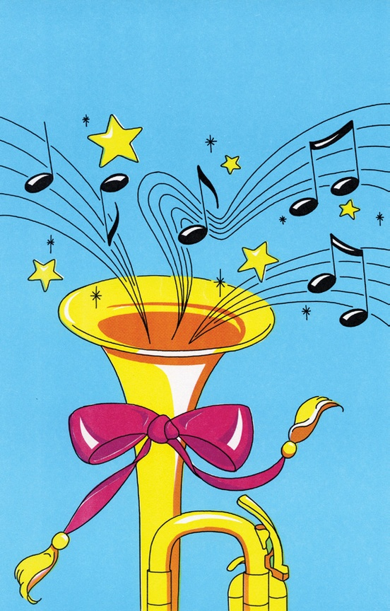 Schaum Recital Programs (Blank) #3: Trumpeters