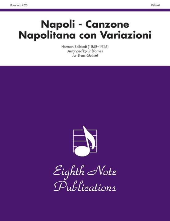 Napoli: Canzone Napolitana con Variazioni