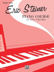 Eric Steiner Piano Course, Book 2