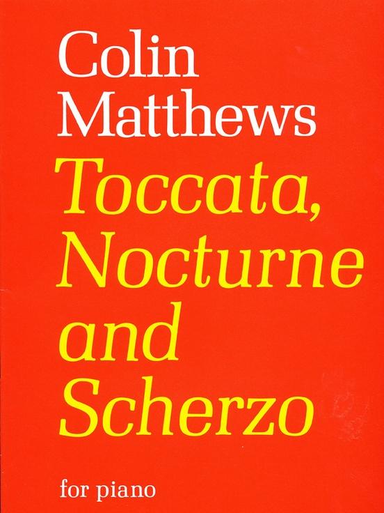 Toccata, Nocturne, and Scherzo