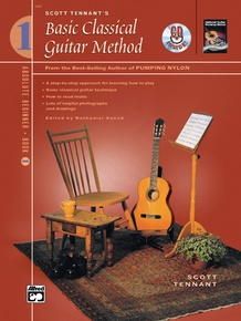Basic Classical Guitar Method, Book 1