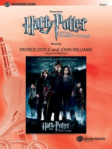 <I>Harry Potter and the Goblet of Fire</I>, Themes from