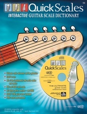 Quick Scales™ Interactive Guitar Scale Dictionary