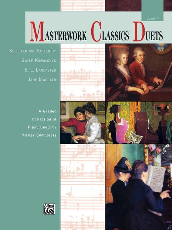 Masterwork Classics Duets, Level 4