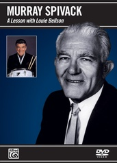 Murray Spivack: A Lesson with Louie Bellson