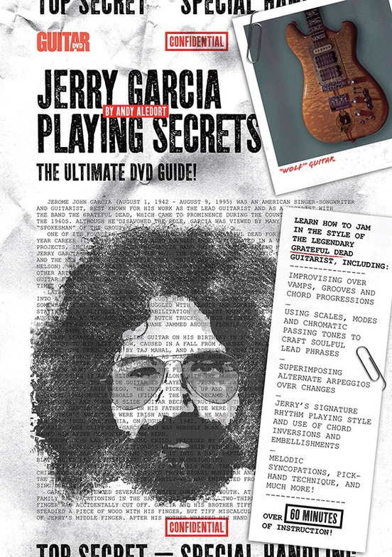 Guitar World: Jerry Garcia Playing Secrets