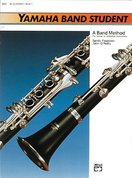 Yamaha band student book 1 b flat clarinet book yamaha band student book 1 fandeluxe Image collections