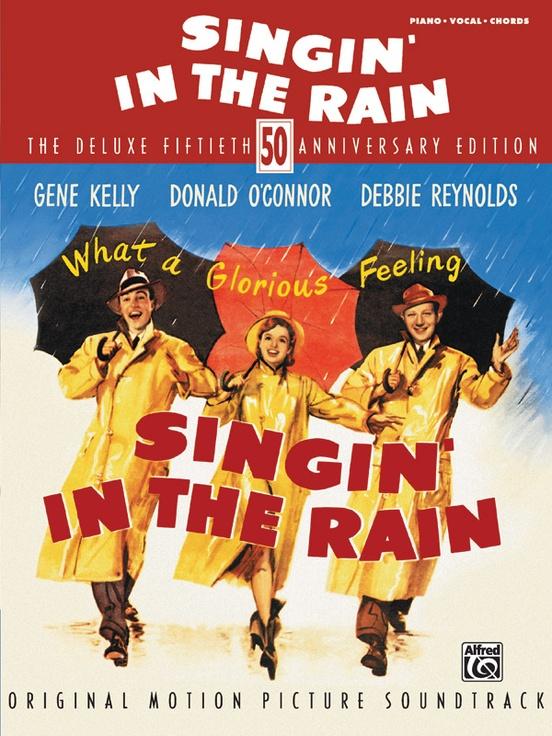 Singin' in the Rain: Deluxe 50th Anniversary Edition