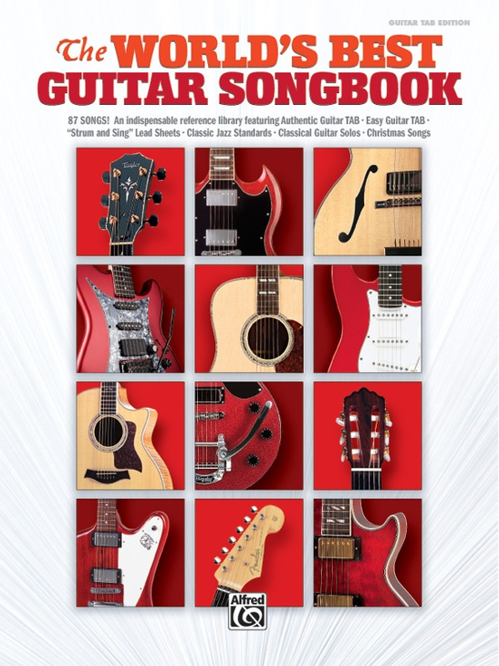 The World\'s Best Guitar Songbook: