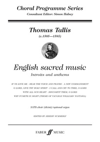 English Sacred Music