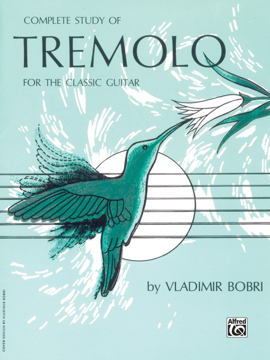 Complete Study of Tremolo for the Classic Guitar