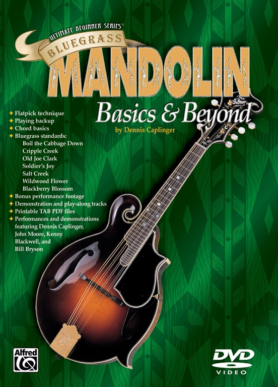 Ultimate Beginner Series: Bluegrass Mandolin Basics & Beyond ...